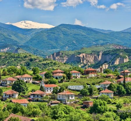Мелнишките пирамиди и Пирин -  Това е България