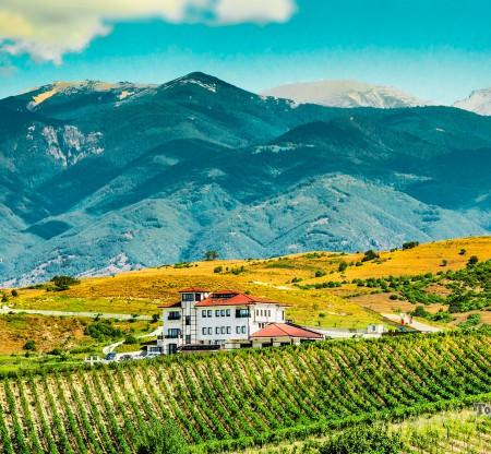 Пирински пейзаж -  Това е България