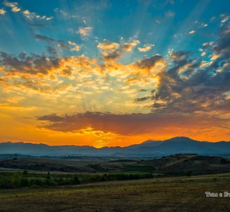 Изгрев над Пирин -  Това е България
