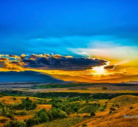 Залез над Рупел и Беласица -  Това е България