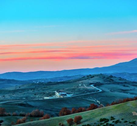 Залез над Мелнишко -  Това е България
