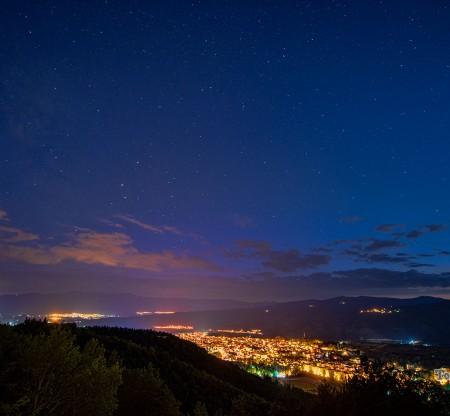 Нощ в Сандански -  Това е България