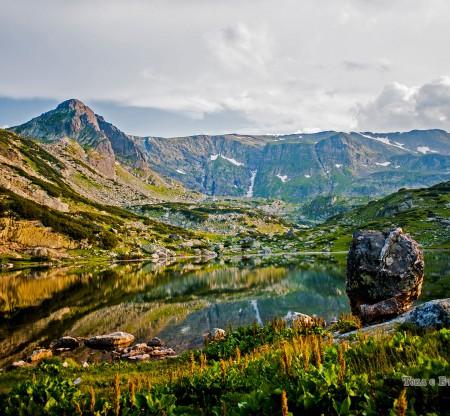 Седемте рилски езера -  Това е България