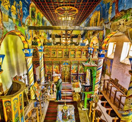 Из храмовете на Симитли -  Това е България