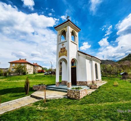 """Църква """"Покров Богородичен"""" – село Полето -  Това е България"""