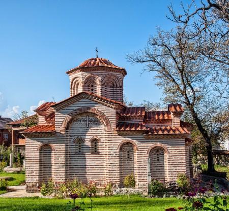 """Средновековна църква """"Свети Георги Победоносец"""" – Кюстендил -  Това е България"""