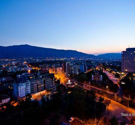 Нощна София – Лозенец -  Това е България