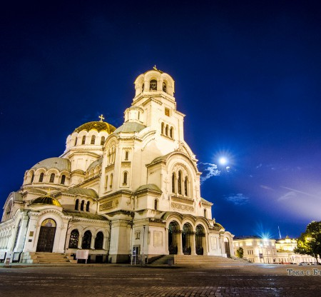 """Храм-паметник """"Свети Александър Невски"""" -  Това е България"""