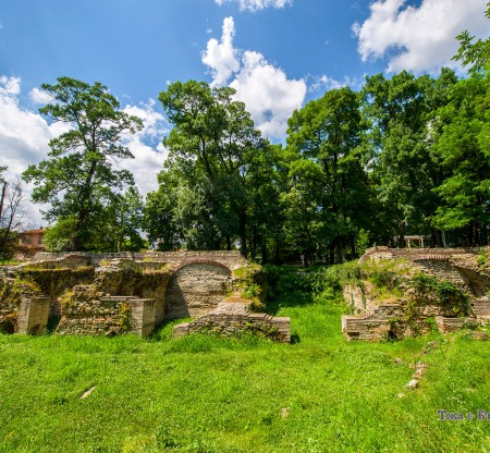 Римски руини – Хисаря -  Това е България