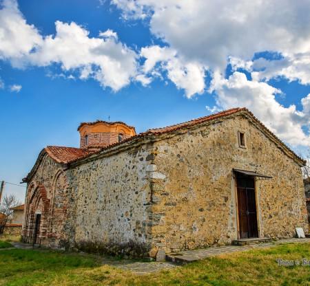 """Средновековна църква """"Свети Димитър"""" – Паталеница -  Това е България"""