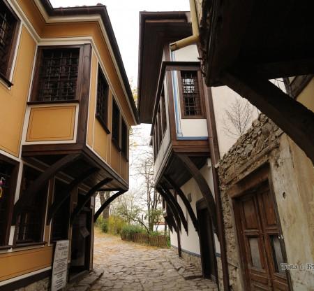 По улиците на  Старинен Пловдив -  Това е България