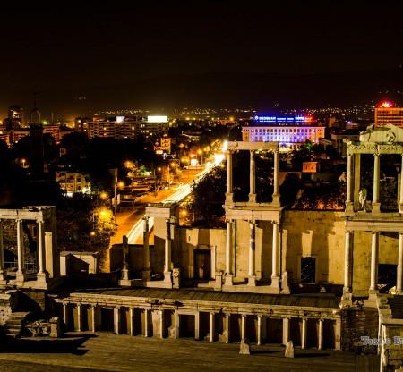 Античният театър – Пловдив -  Това е България