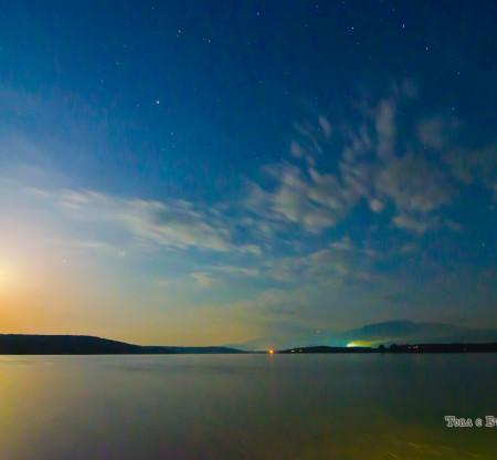 Нощ над язовир Копринка -  Това е България