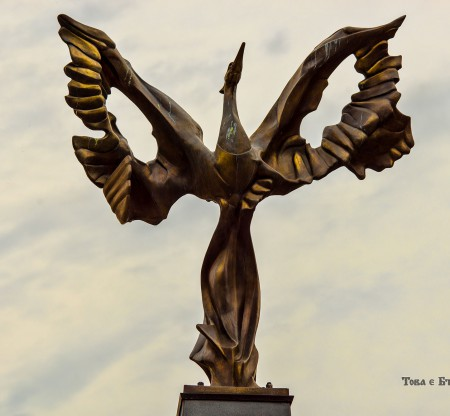 Феникс – символ на Стара Загора -  Това е България