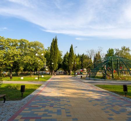 """Парк """"Артилeрийски"""" – Стара Загора -  Това е България"""