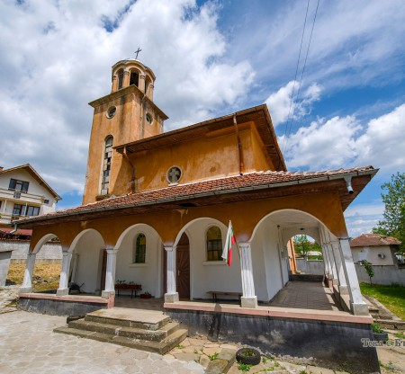 """Църква """"Света Петка"""" – село Яворово -  Това е България"""
